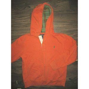 Polo Ralph Lauren Boys Pullover Hoodie 8-10